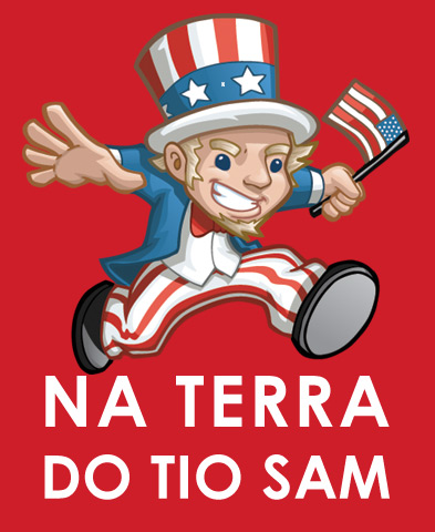 Na Terra do Tio Sam