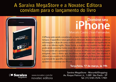 Domine seu iPhone
